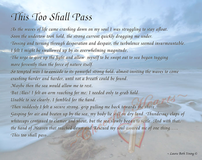 This too shall pass | Aligning With Truth