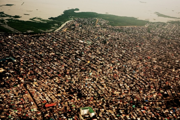 Overpopulation in Manila, The PhilippinesToo many people. Too little space. With every passing second, there are more and more of us. By the year 2050, the global population is expected to pass nine billion people, a significant increase from the six-and-a-half billion today. In the Philippines, they are already running out of space. The capital of Manila is one of the largest and most densely populated cities in the world.Source:  Mads Nissen, Photographer http://www.madsnissen.com/overpopulation-in-manila-the-philippines/