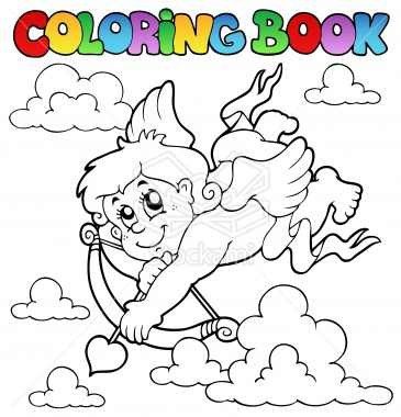 My art and color therapy is something as simple as coloring children's coloring books. And I allow myself to color outside the lines!  (Image Source: http://www.stockami.com/)