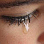 I cry over sad movies, sad songs, and anything else that makes me sad or makes me cry --- I simply allow the tears to flow.  (Image Source: http://worksmartlivesmart.com/)