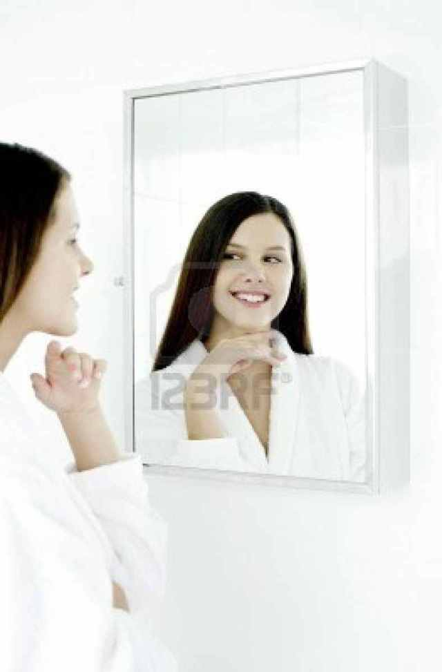 """You are so beautiful! I so love you!"" --- I tell myself this every time I'm in front of a mirror. Whether alone or in the presence of others, or within their hearing distance. (Image Source: http://www.123rf.com/"