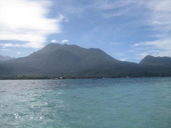 Mt. Hibok-hibok, Camiguin Island, Philippines Photo taken by Nadine Marie V. Niguidula, MA 2013 © Aligning With Truth