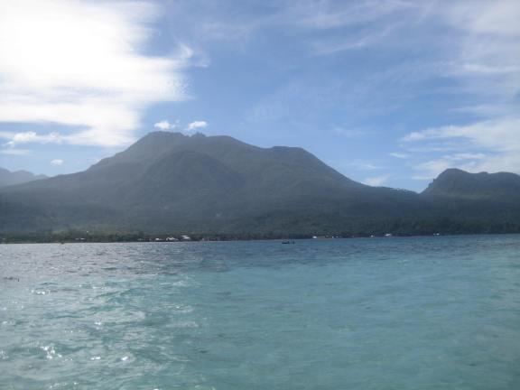 Mt. Hibok-hibok, Camiguin Island, Philippines Photo taken by Nadine Marie V. Niguidula, MA 2013 © Aligning With Truth