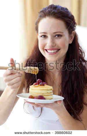 eatingpancakes