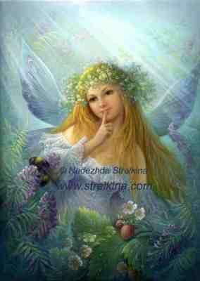 Image Source: http://fantasy-fairy-angel.deviantart.com/ © Nadia Strelkina www.strelkina.com